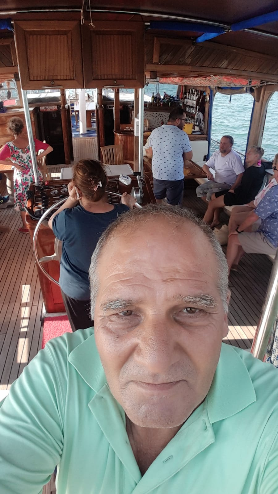 First Boat Trip of 2020